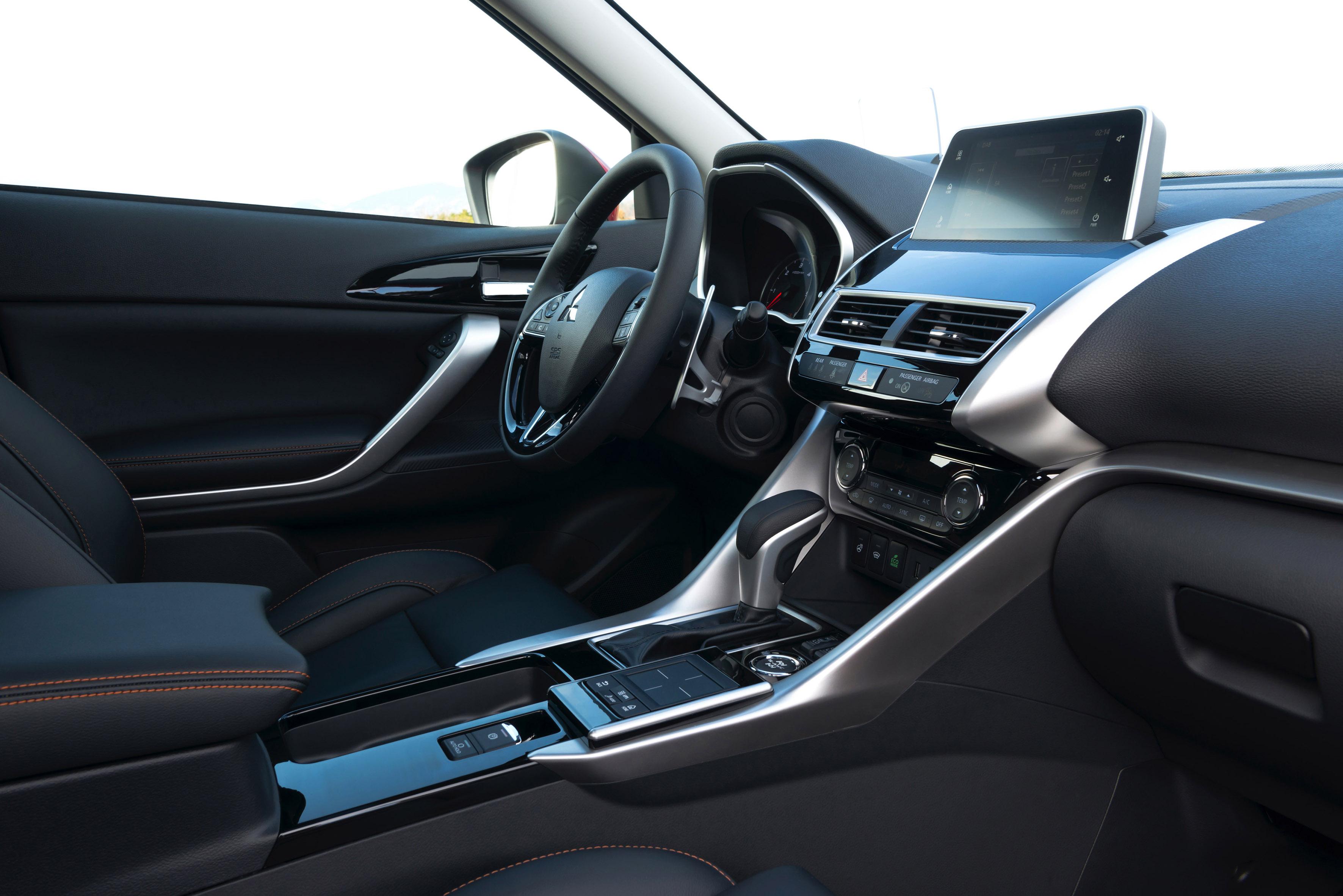 Mitsubishi Motors объявляет цены на Eclipse Cross в России